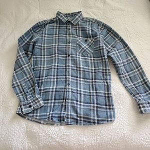 Men's flannel long sleeve